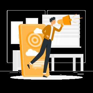 website salesperson