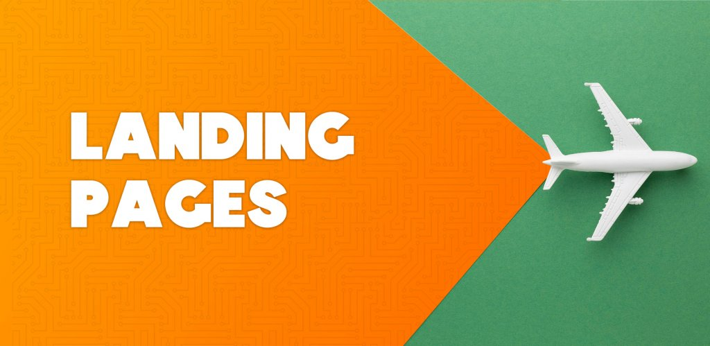 landing pages for small business marketing