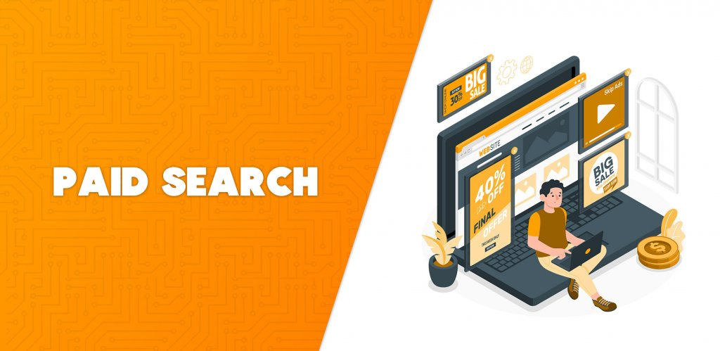 what is paid search